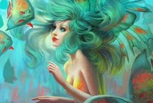 Mermaids & Fairies / by Katelyn Christensen