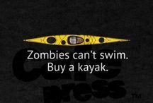 Kayaking / by Darah Green
