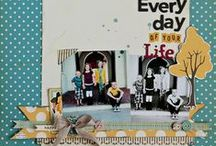scrapbooking ideas / by Na Dine