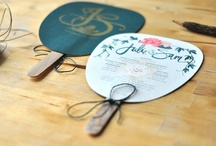 Wedding Details / by Julie Song