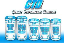 CTD Labs Products / CTD Labs Product Line / by CTD Sports