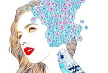 Artistic Potraits + Graphic Lace / by Dewi Citra
