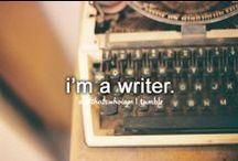 Writing / by Tara Cronin