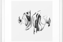Framed Art Prints / Art Prints / by UMBELAS