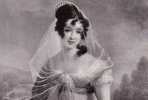 1800-1810 dress / by Vicky Bayley