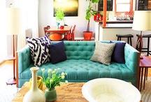 Home Decor Ideas  / by Valerie Rowekamp