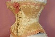 1850-1860 Women's dress / by Vicky Bayley