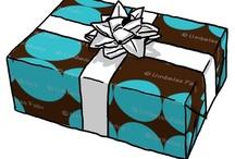 Gift Wrap! / Umbelas designs in gift wrap! / by UMBELAS