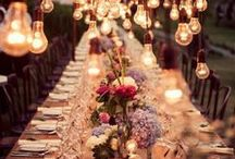 All things wedding.  / by Corie Messer