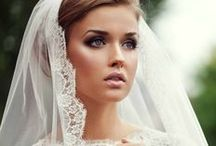 Bridal Makeup for my Clients / by Corie Messer