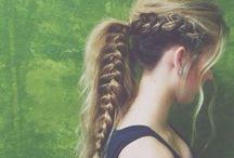 hair / by Elsa Ferre