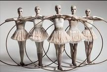 I've got to move it, move it! / ballet... dance... hoop... / by Jennifer