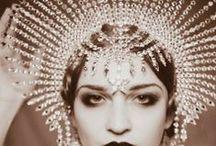 jewels & adornment / ornamentation & decoration  / by Jennifer