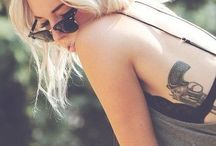 tattoos / by ashley eldridge