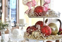 Christmas crafts,recipes.decorating / by Lisa Cook