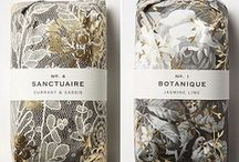Pretty Prints/Packaging / Invites, Stationery, Menus, Packaging and Wall paper / by Adriana Rubiano