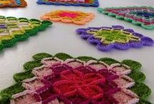 Crocheting and Knitting Ideas for Amanda / by Becky Hepworth Angood