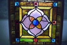 Stained Glass Inspiration / by Amber