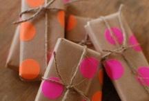 Gift Ideas / by Katie Cramer