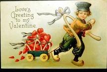 Vintage Valentines / by Jackie Key