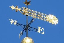 Weathervanes / by Christine Grier