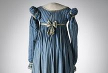 Georgian/Directoire/Empire/Federal/Regency 1790-1837 / Romantic, Austen, Spencer Jacket, pelisse, redingote, muslin, embroidery, open robe, Directoire, Empire, Federal, Regency, hats, reticule, shawls, period, shoes, portraits, turban, bonnet, corset, underwear, high waisted, gown, 19th c. dress, designer inspiration, fashion plate, Ackermann, caps, gloves, mitts, 19th c., mitts, chatelaine, illustation, fans, combs, muff, fichu, reticule, tiaras handbag, tucker, stays, fan, hairstyle, Romantic style, wedding, parure, shawl, poke, off-shoulder, / by Shannon Miller