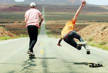 Skateboard / by Laercio Lopo Juarez