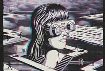Digital Illustration / by Laercio Lopo Juarez