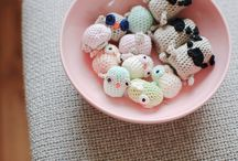 ❤ Crochet / by Rachel Puckett