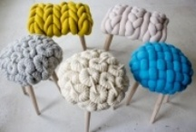 The knitting things / by Nataly Tursunbayeva