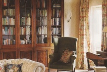 House xx Home Inspiration / Traditional designs, eclectic accents, warm colors, collected bohemian touches. / by Laura