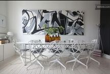 Dining Room Design / by Airbnb