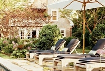 Favorite Outdoor Spaces / by Lisa Williamson