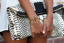 Accessorize Me  / watches. purses. jewelry. etc.  / by Michelle Hong