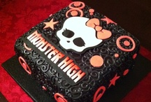 Monster High Cakes / by Cake Central
