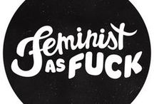 Feminist as F*ck / by Chibi Jeebs