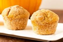 YUM! muffins / by Melissa Small