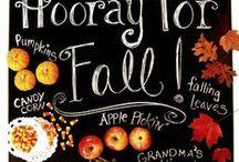fall. / by Lori Henderson