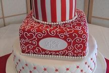 cakes / by Chris Ammons-Morgan