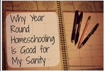homeschool tips / by Jeanette Ford