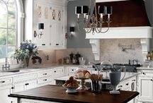 Kitchen ❤ / The heart of the home! / by Mary Mac