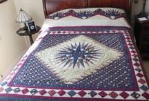 Beautiful Quilts / I love quilts - especially beautiful handmade Amish quilts. / by Anna Sugden