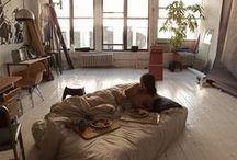 Interiors / by Rebecca Cromar