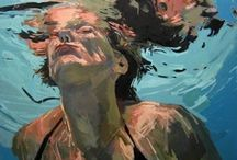 illustrations & paintings / by Hilary Baumann