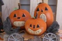 Halloween - FALL - Thanksgiving / by Michele Stevic
