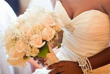 """Here comes the Bride! / by Angela """"The Inverted Triangle"""" Simmons"""