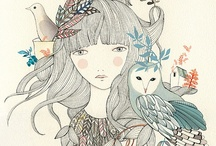 Illustration / by Selina Catto