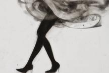 black & white / by Elsa Koerse-Wever
