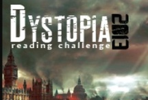 Dystopia Reading Challenge 2013 / by Rachel Tsoumbakos
