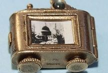 Vintage Charms - Stanhope Viewers / by eCharmony Vintage Travel Charms